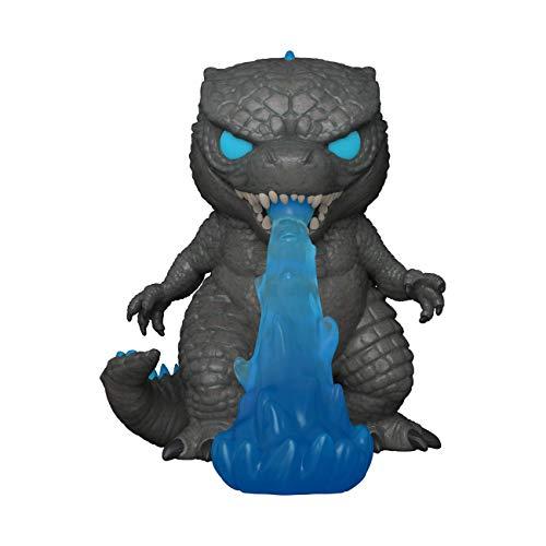Funko POP Movies Vs Kong-Godzilla Fire Breathing GodzillaFireBreathing Figura da Collezione, Multicolore, 50955