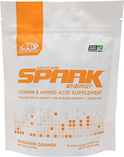 Advocare Spark Mandarin Orange - Brand New! Sealed, from factory