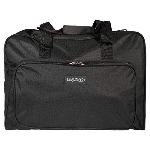 Hobby Gift Sewing Machine Bag, Black, 20x47x34