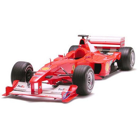 Tamiya 20048 1/20 Ferrari F1-2000 Plastic Model Kit