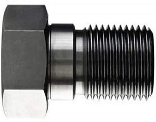 """Bosch 2 608 598 153 - Adaptador para coronas perforadoras de diamante - 5/8"""" 16 UNF, 1 1/4"""" UNC (pack de 1)"""