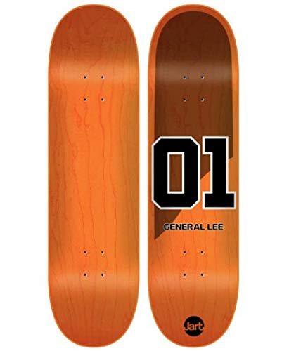 skateboard jart Jarts Legends 8.375 x31.8  HC Jart Deck Skateboard