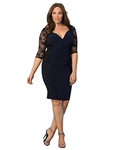 Valentina Illusion Dress