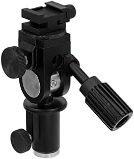 Fotodiox Ultra Heavy Duty Flash Umbrella Bracket with Swivel/Tilt Head, Mountable to Light Stand and Tripod Fits Nikon Flash