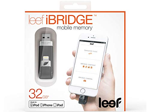 LEEF iBridge - Memoria USB de 32 GB...