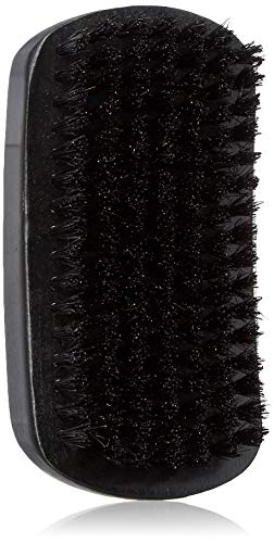 Diane Curved 100% Boar Military Brush Soft Bristles D1002