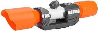 Modulus Accesorios para Gun Toy Modulus Scope , Accesorio de Vista de Alcance de plástico con Accesorio de retícula para Modify Toy