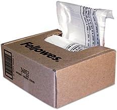 $65 » Powershred Shredder Waste Bags, 6-7 gal Capacity, 100/CT, Sold as 2 Carton, 100 Each per Carton