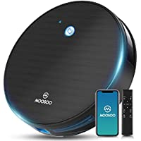 Moosoo Wi-Fi Connectivity 1800Pa Suction Self-Charging Robotic Vacuum Cleaner