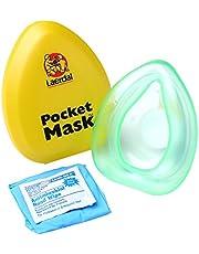 Laerdel bolsillo máscara con válvula y filtro