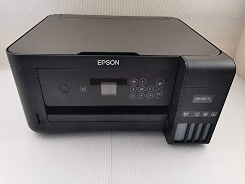 エプソン プリンター エコタンク搭載 A4カラーインクジェット複合機 EW-M571T