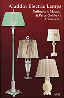 Aladdin Electric Lamp Collectors Manual & Price Guide #4