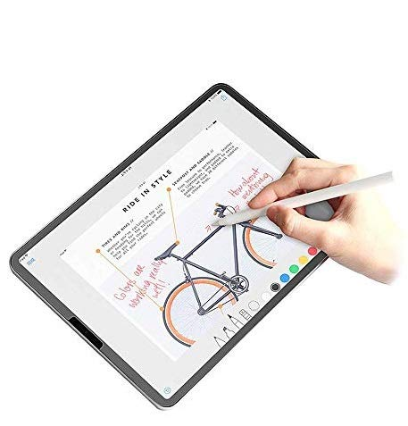 Oaky Paper Like Screen Protector for Apple iPad Pro 11 inch 2018-2020 Anti Glare Matte Screen Protector with Easy Installation Kit - Matte Clear