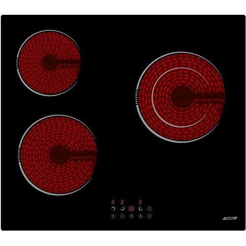 professionnel comparateur Plaque de cuisson en céramique Curtis BV352DR1–3 brûleur choix