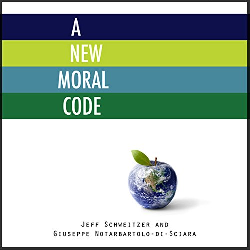 A New Moral Code audiobook cover art