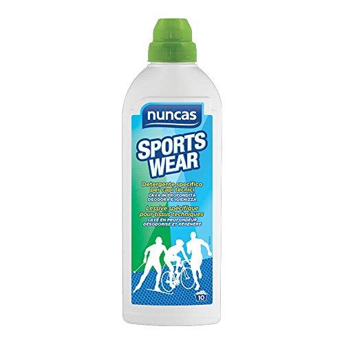 Nuncas Sportswear Detergente Specifico per Capi Tecnici - 750ml