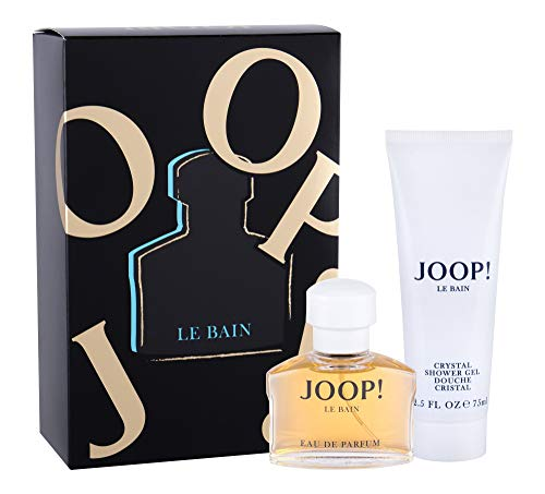 Joop! Le Bain femme/woman Duftset (Eau de Parfum,40ml+Duschgel,75ml), 200 g