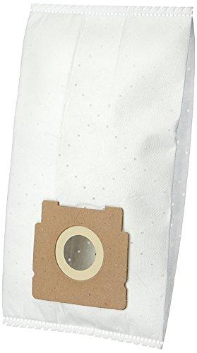 Amazon Basics - Bolsas para aspiradora R41 con control de olor, para Rowenta - Pack de 4