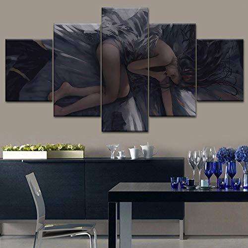 WHOOPS 5 gedruckte Poster auf Leinwand von Ford Fiesta Car St Rx43 Für Moderne Dekoration Schlafzimmer Wohnzimmer Home Wanddekoration 5 Stück 30 * 40 * 2 30 * 60 * 2 30 * 80Cm Frameless