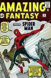 Amazing Fantasy Spider-Man Collectible Series, Vol. 1-24 1962-63