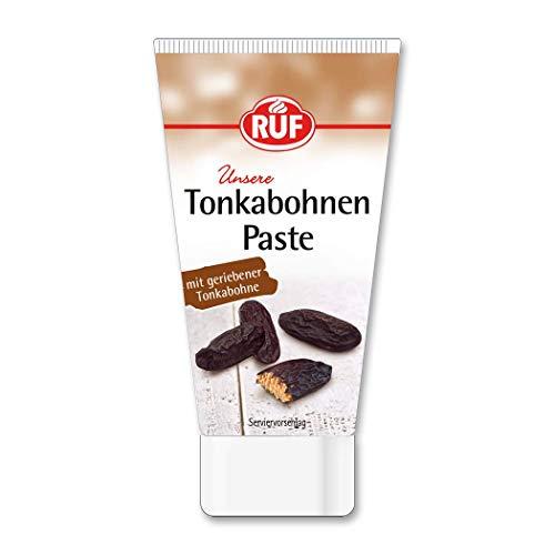 RUF Tonkapaste mit gemahlenen Tonkabohnen ohne Zuckerzusatz, 1 x 50g