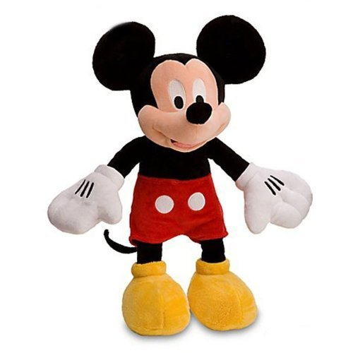 Disney Mickey Mouse Plush 16 Inch Doll