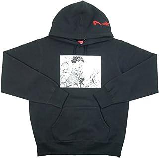 SUPREME シュプリーム ×AKIRA アキラ 17AW Arm Hooded Sweatshirt スウェットパーカー 黒 M 並行輸入品