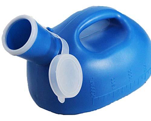 Camping Tragbare Toilette Urinflasche Tasche Reise Töpfchen Urintrichter für Unisex Männer Frauen Kinder Kinder Auto Stau