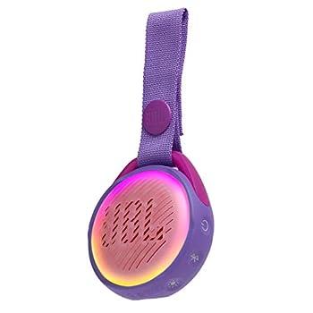 JBL JR POP - Waterproof portable Bluetooths Speaker Designed for Kids - Purple