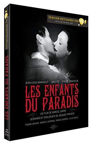 Los niños del paraíso / Children of Paradise (1945) ( Les Enfants du paradis ) [ Origen Francés, Ningun Idioma Espanol ] (Blu-Ray)