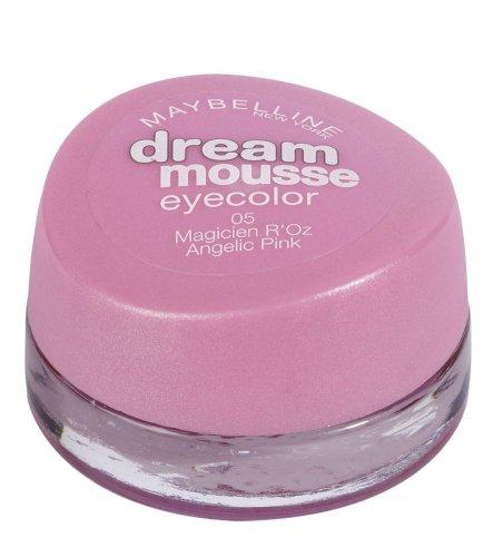 Maybelline Jade Dream Mousse Eyecolor Ombre à paupière à texture mousse