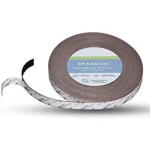 3M Magnetische tape - Verkrijgbaar per meter - Type A - 1.5mm x 12.7mm x 3 meter -