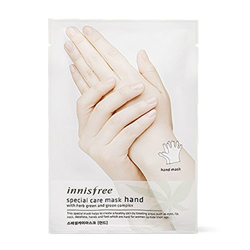 Innisfree Special Care Hand Mask, 0.67 Fluid Ounce