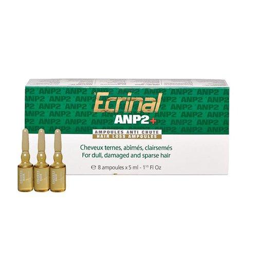 Ecrinal Anti Hairloss Ampoules ANP2+, Box of 8 (New Formula)