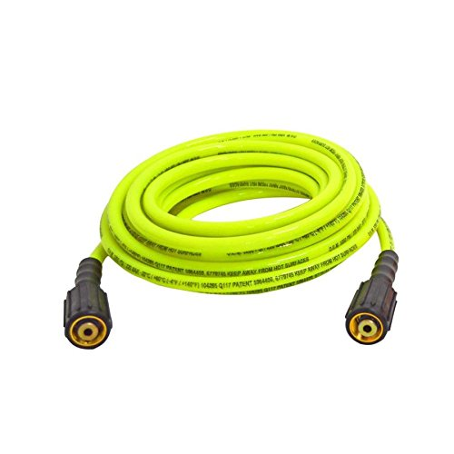 "Blue Hawk 30-ft  1/4"" Polyurethane Pressure Washer Hose -  80351"