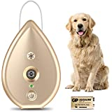 Anti Barking Device Bark Control Device with 4 Adjustable Ultrasonic Volume Levels 100/% Safe Upgraded Version Dog Barking Stopper Dog Anti-Bark Control Sonic Bark Deterrents with Hanging Hole