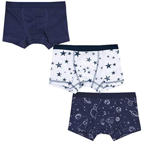 Jacky Baby 3èr Pack Boxer Panty Shorts Jongen (86/92)