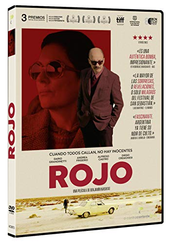 Rojo [DVD]
