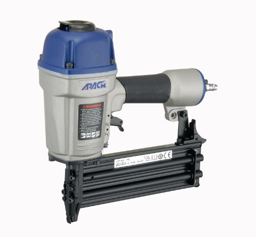 Apach - LHT64 APACH LHT-64 Industrial 14 Gauge T-Nailer for Concrete 1-Inch to 2-1/2-Inch for Both .086-Inch and .098-Inch Concrete Nails