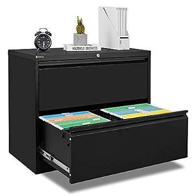Bonnlo Lateral File Cabinet