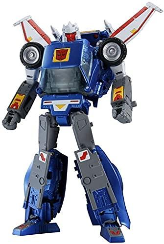 TRÁNSFORMěRS Juguetes Transformer Toys Masterpieces MP-25 Pistas KO Figura de acción de 7 Pulgadas Regalos de cumpleaños para niños Chicas