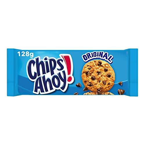 Chips Ahoy! Galletas con Pepitas de Chocolate,128g