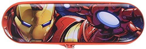 Avengers – Coffret Métal avec Fermeture éclair, Multicolore (Kids mv-92244)