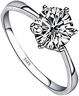 Women's 929 Ring with Crystal