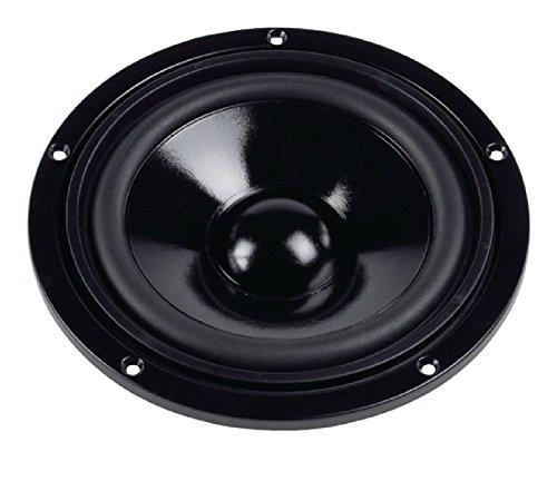 Visaton VS-W170S/4–Lautsprecher (schwarz, 33–8000Hz, 187x 81x 187mm, Rolle, hohen I Alto II)