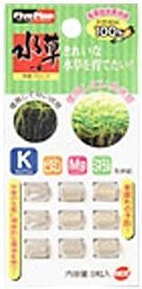 ジェックス 水草一番 栄養ブロック 9粒入