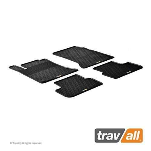 Travall Mats Gummifußmatten TRM1159 – Allwettermatten Nach Maß Fussmatten Set