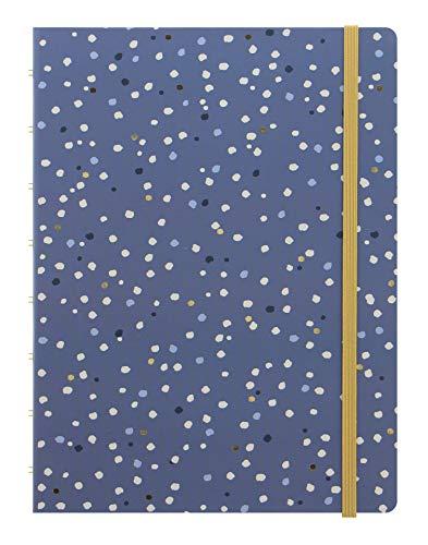Indigo A5 Hervulbare Notebook Sneeuw