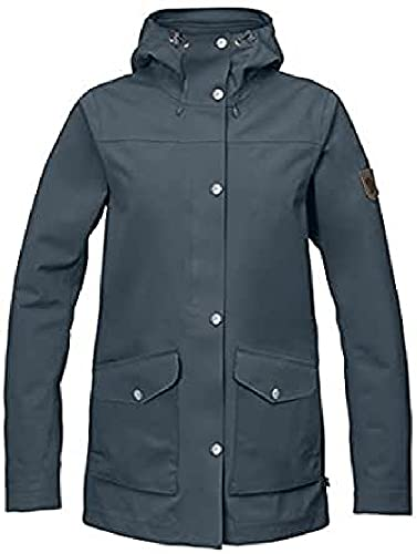 FJALLRAVEN Greenland Eco-Shell Jacket W Femme, Crépuscule, XS