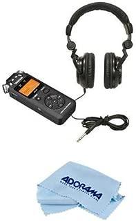 Tascam DR-05 Portable Handheld Digital Audio Recorder #DR-05 K